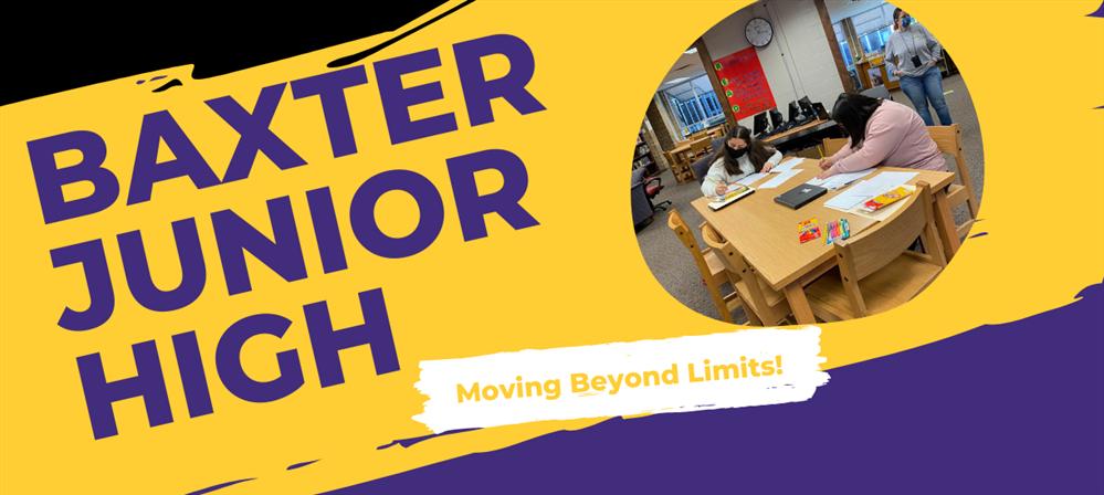 Baxter Junior High School / Homepage