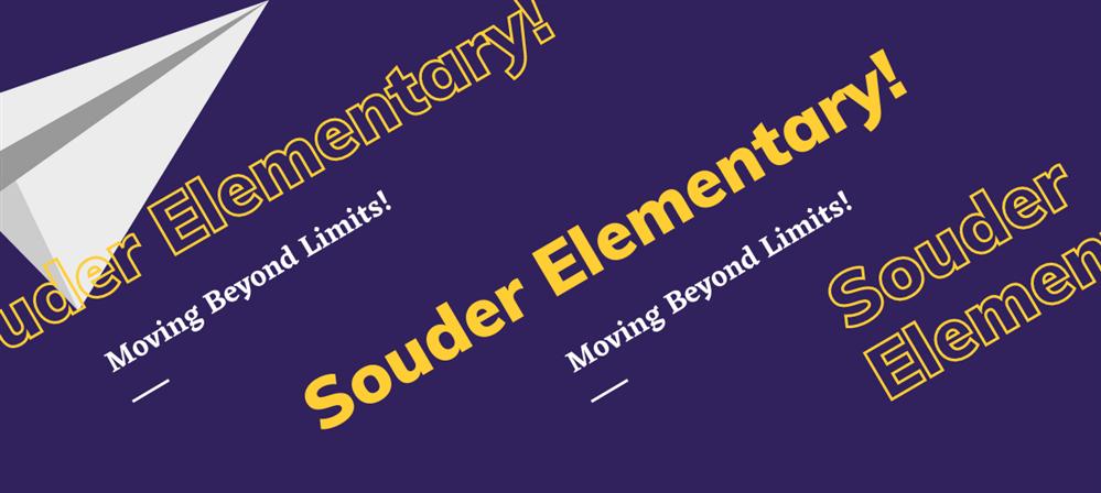 Souder Elementary School / Homepage