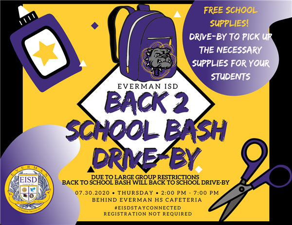 Back To School Bash-Information