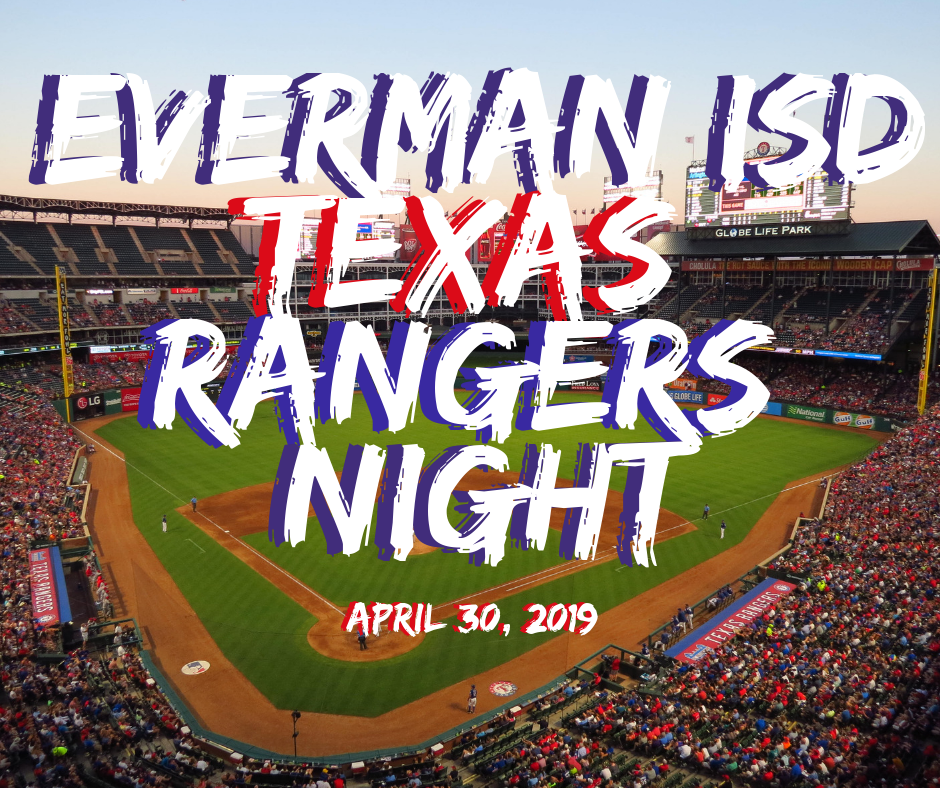 Everman ISD Rangers Night