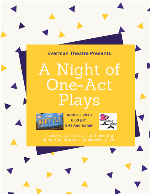 A Night of One-Act Plays