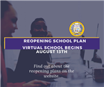 Re-Opening School Plan