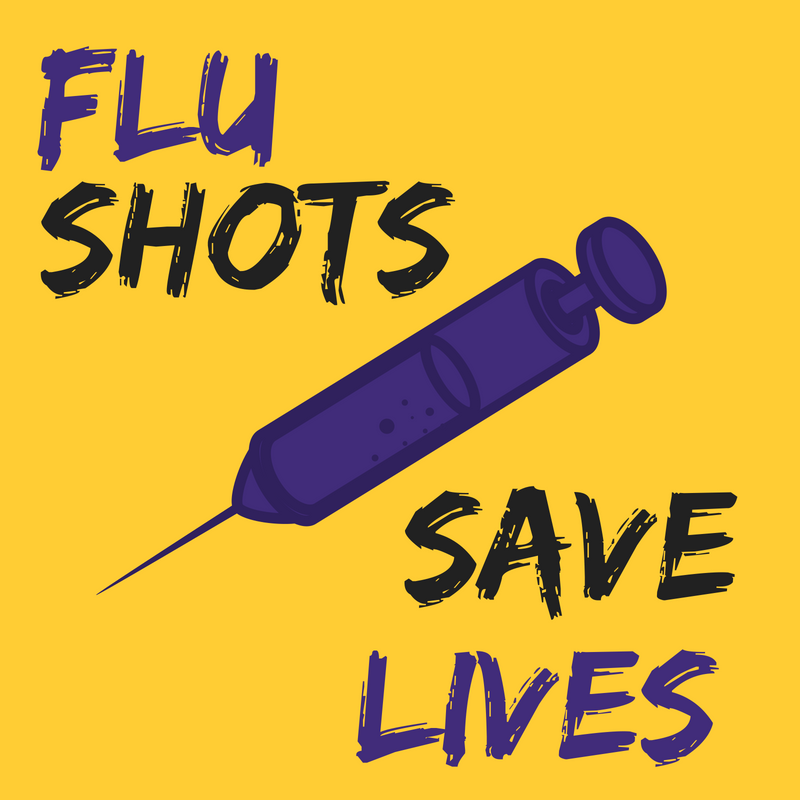Flu Shots Save Lives