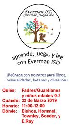 Spanish version of Learn, read at EISD