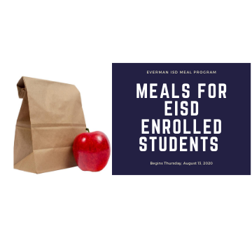 Meals for EISD students