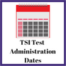 administrations dates for testing image (calendar)