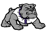 Bulldog full body for the mascot