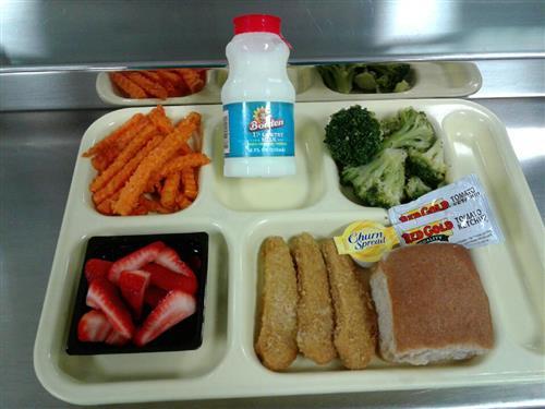 Child Nutrition / Menu